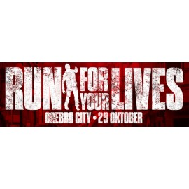Zombiestatist Run For Your Lives 2016