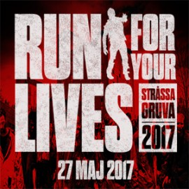 Statistbiljett för Run For Your Lives 27 maj