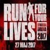 Statistbiljett för Run For Your Lives 27 maj