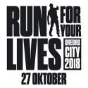 Statistbiljett för Run For Your Lives Örebro 27 oktober