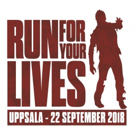 Statistbiljett Run For Your Lives Uppsala 22 september