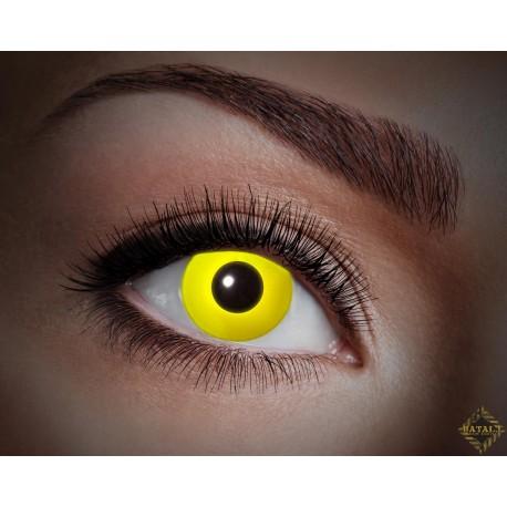 U71 013 UV Flash Yellow by night v2   1 månadslins