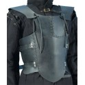 RFB Leather Armour - Black - Small
