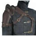 Shoulder Armour - Black Medium