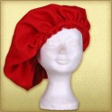 Stefan cap red wool