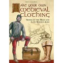 Medieval clothing - Shoes of the High and Late Middle Ages